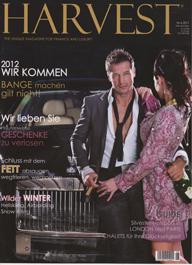 Germanmade Crust Harvest No6.2011