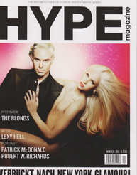 HYPE Cover