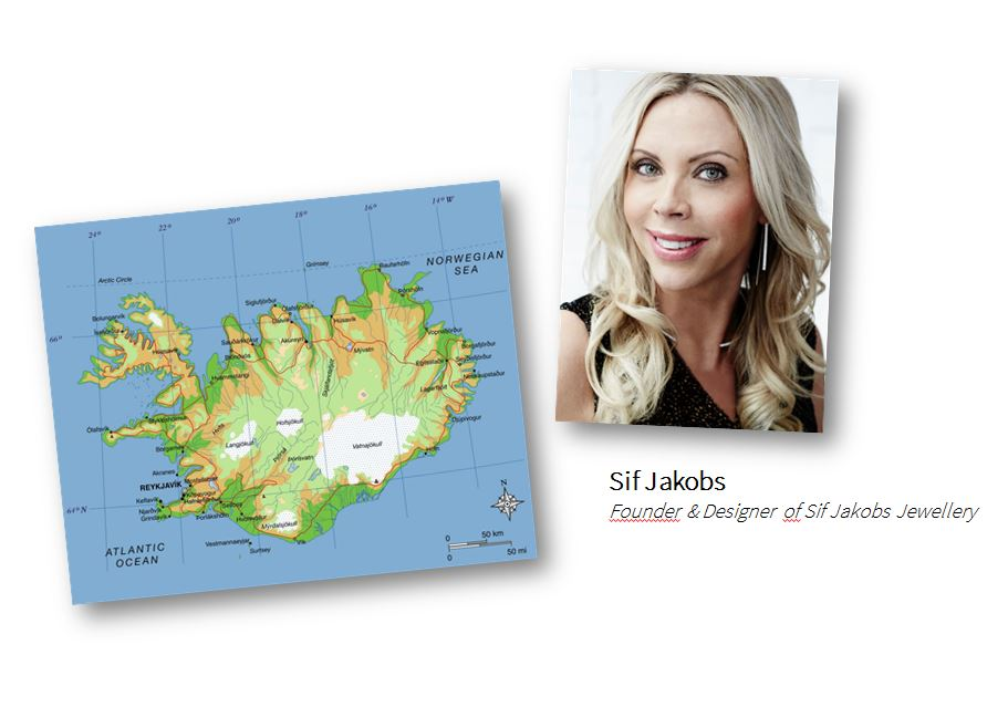 Sif Jakobs Reykjavik
